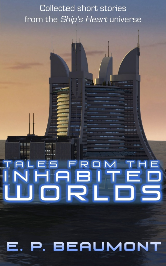 Tales from the Inhabited Worlds v1-3 5x8